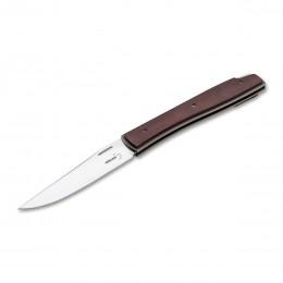 Нож Boker 01BO787 Urban Trapper Backlock Cocobolo