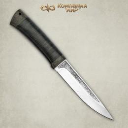 Нож АиР Пескарь (кожа)