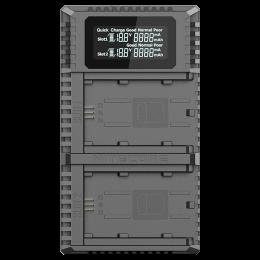 Зарядное для фотокамеры Sony Nitecore USN4 PRO