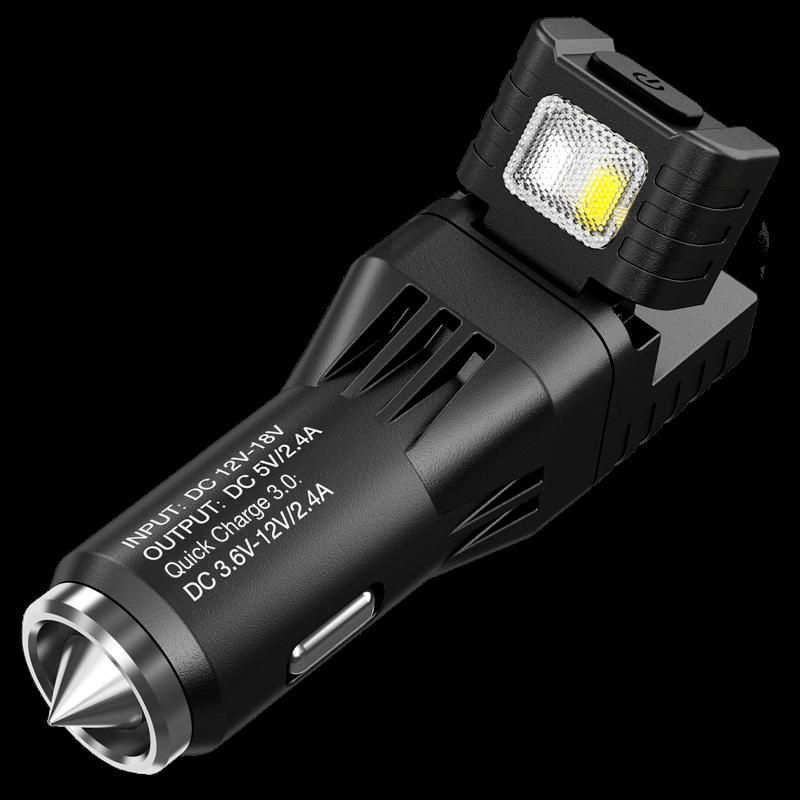 c052d17ddbcc Многофункциональное устройство для автомобиля Nitecore VCL10 купить ...