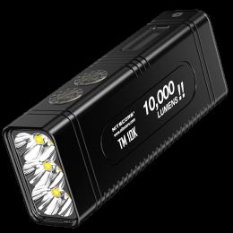 Мощный перезаряжаемый фонарь Nitecore TM10K