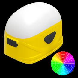 Кемпинговый фонарь Nitecore LA30, желтый