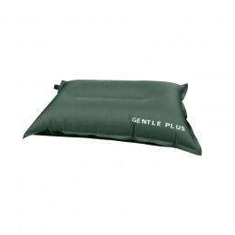 Подушка надувная Trimm Comfort Gentle Plus (серый, зеленый, камуфляж)