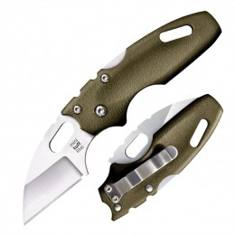 Нож Cold Steel 20MTGD Mini Tuff Lite Plain Edge OD Green