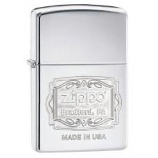Зажигалка ZIPPO Bradford, PA