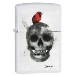 Зажигалка ZIPPO Spazuk Cardinal