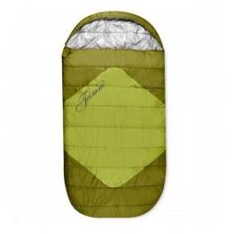 Спальный мешок Trimm Comfort Divan, зеленый, 195 R