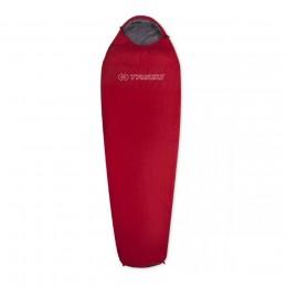 Спальный мешок Trimm Lite Summer, 185 R (красный, синий)