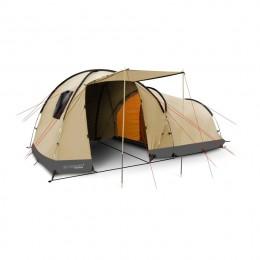 Палатка Trimm Family Arizona II, 4+1 (песочная, синяя)