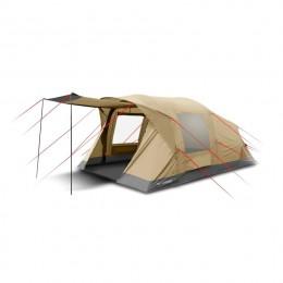 Палатка Trimm Family Texas, 4+2 (песочная, синяя)