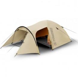 Палатка Trimm Trekking FOCUS, песочный 3+1