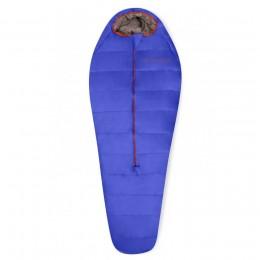 Спальный мешок Trimm BATTLE, синий, 185 R