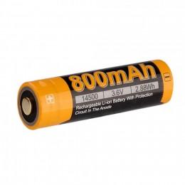 Аккумулятор 14500 Fenix ARB-L14 (800mAh)