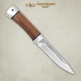 Нож АиР Пескарь (орех)
