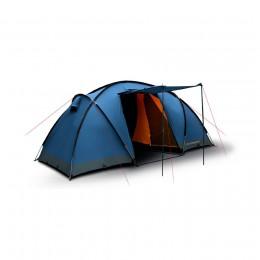 Палатка Trimm ComfortT II, синий 4+2