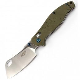 Нож Firebird F7551, зеленый