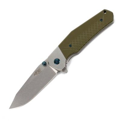 Нож Firebird F7492 (Ganzo G7492), зеленый