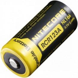 Аккумулятор NITECORE NL166 RCR123/16340 LI-ION 3.7v 650mAH 9971