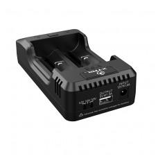 Зарядное устройство XTAR VP2 + 12V и 220V
