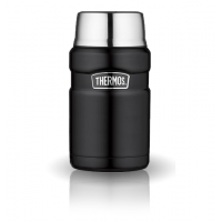 Термос для еды Thermos King SK3020 (0,71 литра), черный