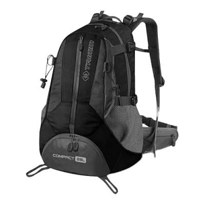 Рюкзак Trimm Trekking COMPACT, 28 литров черный