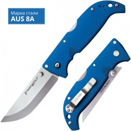Нож COLD STEEL Finn Wolf Blue CS_20NPG
