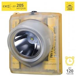 Налобный фонарь NITECORE EH1 CREE XP-G2 S3 14856