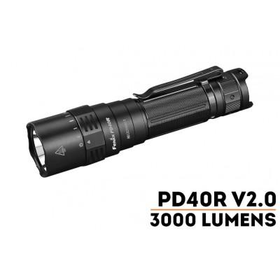 Фонарь Fenix PD40R V2.0