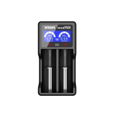 Зарядное устройство XTAR MASTER VC2 Plus