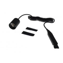 Выносная кнопка ARS-02 25/70 v3.0 с витым шнуром для фонарей Armytek