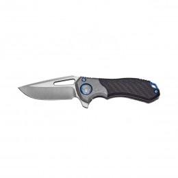 Нож Marfione Custom Protocol Carbon Stonewash