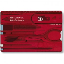 Карточка VICTORINOX SWISSCARD CLASSIC 0.7100.T