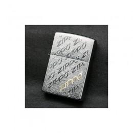 Зажигалка ZIPPO Engraved Zippos Brushed