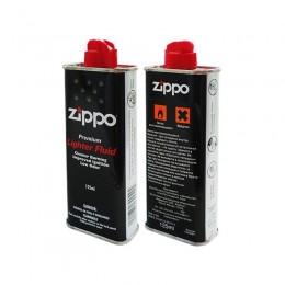Бензин для зажигалок Zippo Lighter Fluid, 125 мл