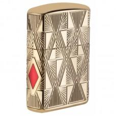 Зажигалка Zippo Luxury Diamond Design