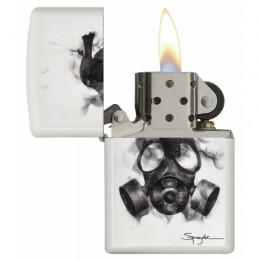Зажигалка ZIPPO Spazuk Gas Mask
