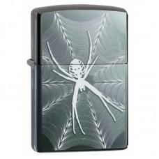 Зажигалка Zippo Spider & Web Design