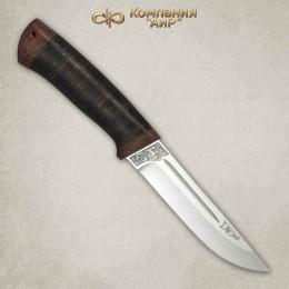 Нож АиР Бекас (кожа), 95Х18