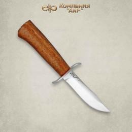 Нож АиР Егоза (орех), 95Х18