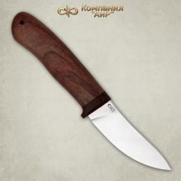 Нож АиР Горностай (орех), 95Х18