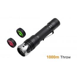 Поисковый лазерный фонарь Acebeam W10 Throw