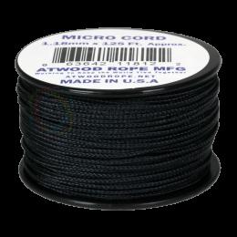 Микрокорд (микро паракорд) 1.18мм, Black