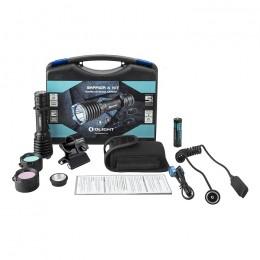 Тактический фонарь Olight M3R Warrior X Hunting Kit (комплект охотника)
