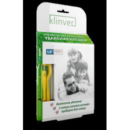 Klinver устройство для безопасного удаления клещей