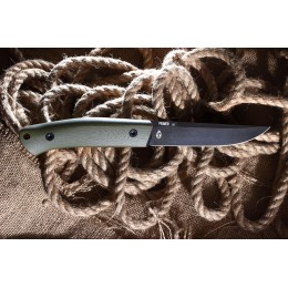 Нож Brutalica Primer, green