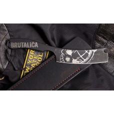 Нож-бритва Brutalica Dark Razor