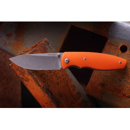 Нож Mr. Blade Zipper Bright Orange