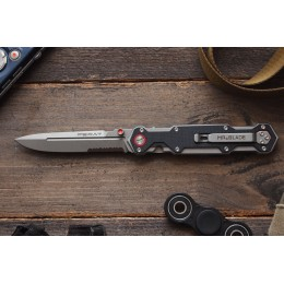 Нож Mr. Blade Ferat Stonewash Serrated