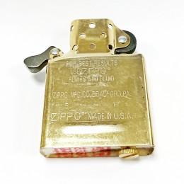 Вставка ZIPPO, brass